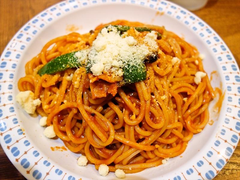 西新宿『スパゲティ屋くぼやん』ナポリタンを欲したなら地下に潜ればいいじゃない