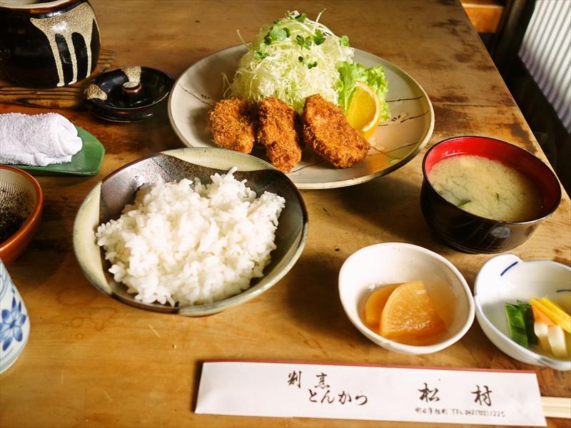 """町田で""""一番美味しい豚カツ屋さん""""を発見したので報告したいであります!@『割烹とんかつ松村』"""