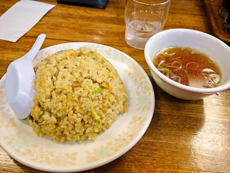渋谷の名店『かいどう』に行ってチャーハンを食べてみたで御座るニンニン
