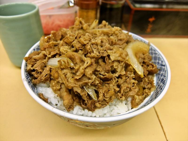 『牛丼専門サンボ』=秋葉原