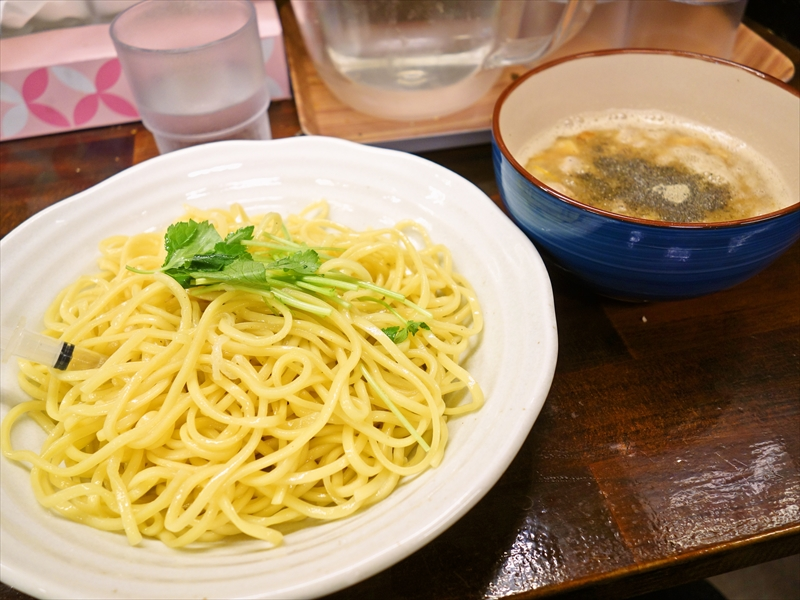 """『拉麺一匠 DEAD or ALIVE』の""""つけ麺""""的な何かを食べて参りました@淵野辺"""