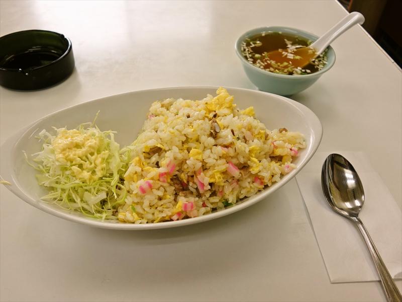 相模原『横山飯店』で炒飯食べたら美味しかったのですが?@町中華巡り