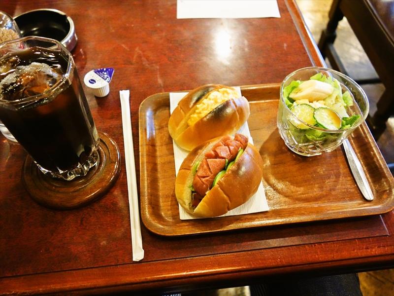 神田『リンダ』純喫茶で頂くモーニングセットって素敵じゃね?@カフェ・ド・リンダ