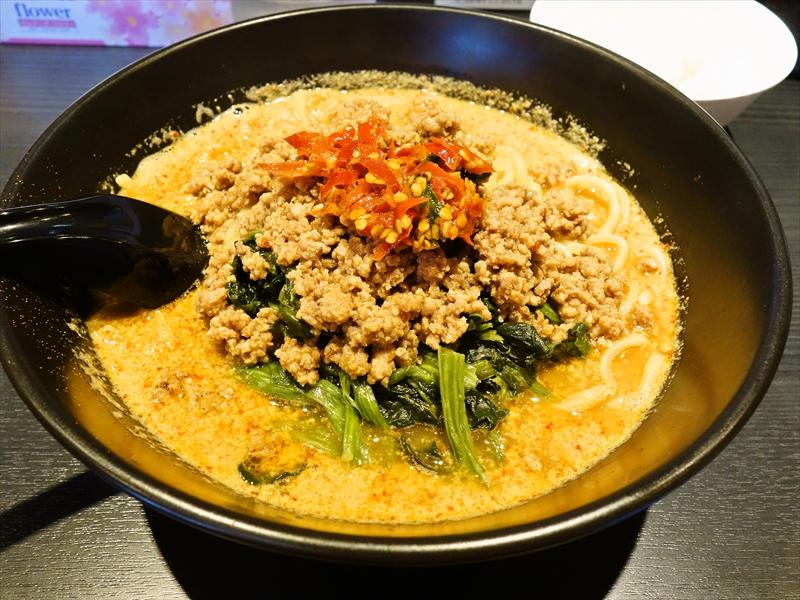 平塚『地獄の坦々麺天竜本店』で激辛な坦々麺を食べてみた次第@プロフェッショナル編