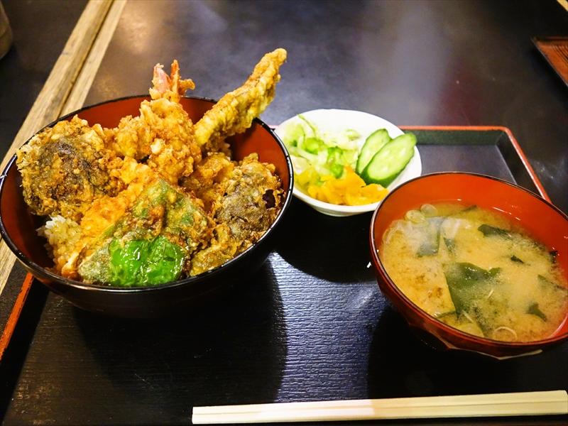 神田『てん亭』の天丼が安くて美味くてサイコーな件を御報告@神田ランチ