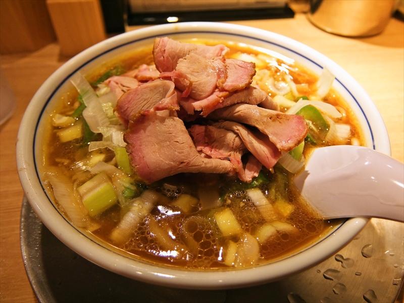 """町田に現れた""""肉ソバ系""""かもしれないラーメン屋さん@『バラそば屋』【閉店】"""