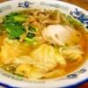 バンコク『らあめん亭プレミアム』タイに行ってもワンタン麺が食べタイ!