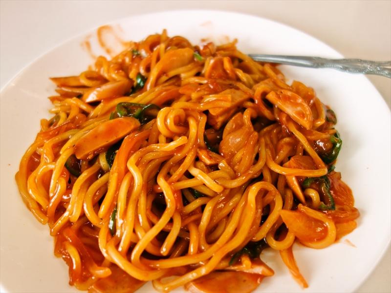 町田『大国』ナポリタンが食べられる中華料理屋さん?
