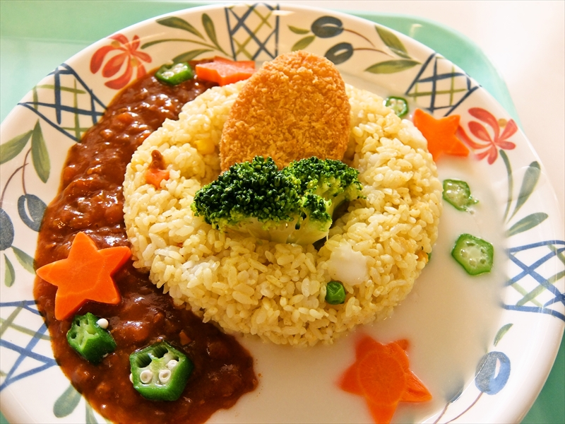 相模原『JAXA食堂』ロケットを見てから食べるスペースピラフってどうよ?@宇宙研