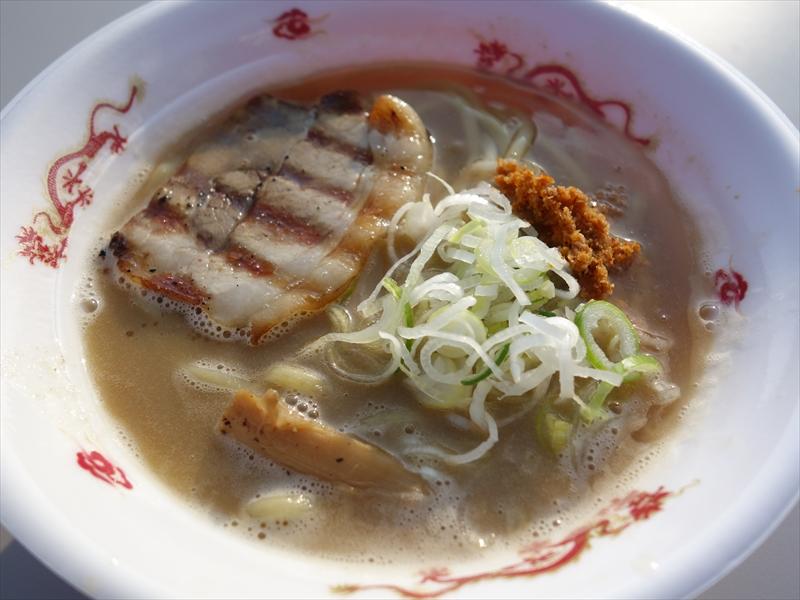 【最強ラーメンFes,】マッハで裏メニューの『花咲ガニ濃厚ラーメン』を食べて来ました@『田代こうじ最強軍団』