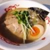 【最強ラーメンFes,】濃厚な鶏白湯+圧倒的煮干し感=『濃厚煮干しそば』@『麺屋 音』