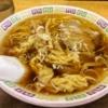 『松楽』秋葉原で一番古いラーメン屋さんでワンタン麺!Since1933