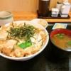 秋葉原『さんほれ』でカツ丼とかどうでしょう?@ふぐと和食処さんほれ
