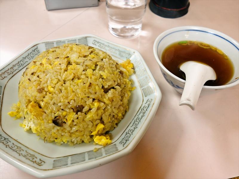 御茶ノ水『山田屋』町中華の名店でチャーハン食べたった@中華料理やまだ