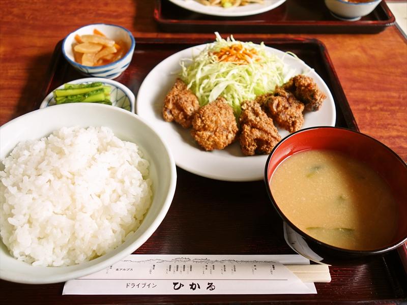 長野県安曇野市『ドライブインひかる』の箸袋がグッドデザイン過ぎる件