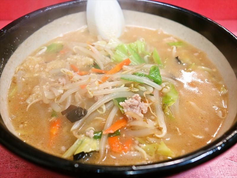 """福島県郡山『大番』で""""にんにくみそラーメン""""と""""餃子""""を食べて来ました"""