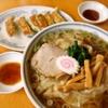 """安曇野『いけまつ』でラーメンなら""""ワンタン麺&餃子""""をオススメしたい俺がいる"""