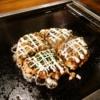 神田『ありんこ』の豚玉が結構好きなんです@お好み焼き