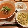 秋葉原『中華naきもち』坦々麺とチャーハンのセットなど如何でしょうか?