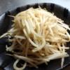 タモリ流もやし炒めが簡単激ウマ&ヘルシーらしいのでアレンジしてみた(カルピスで)