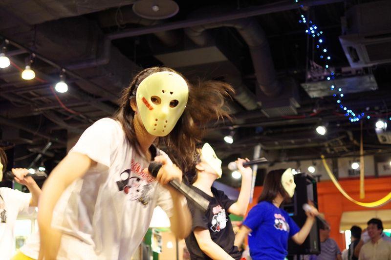 今、なんとなく仮面女子候補生が熱い!@立川アレアレア