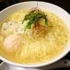『麺屋海神』の塩ラーメン的な何かが結構キテるので御報告!@新宿