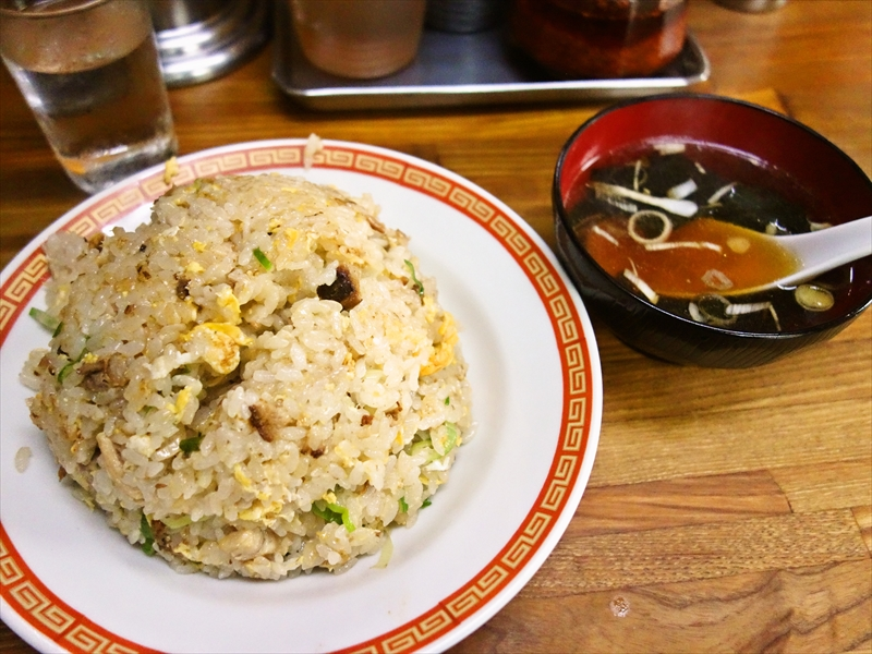 『亀戸ぎょうざ』で餃子とチャーハン(大)を食べる功罪@錦糸町