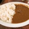 『さぼうる2』ナポリタン大盛りではなく、あえてビーフカレーを食べる勇気!@神保町