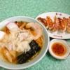 『鷹の家』でワンタン麺&餃子を食べて来ました@静岡県沼津市『中華鷹乃家』