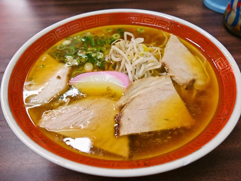 『天神そば』のラーメンが人気らしいので食べてみた@岡山県