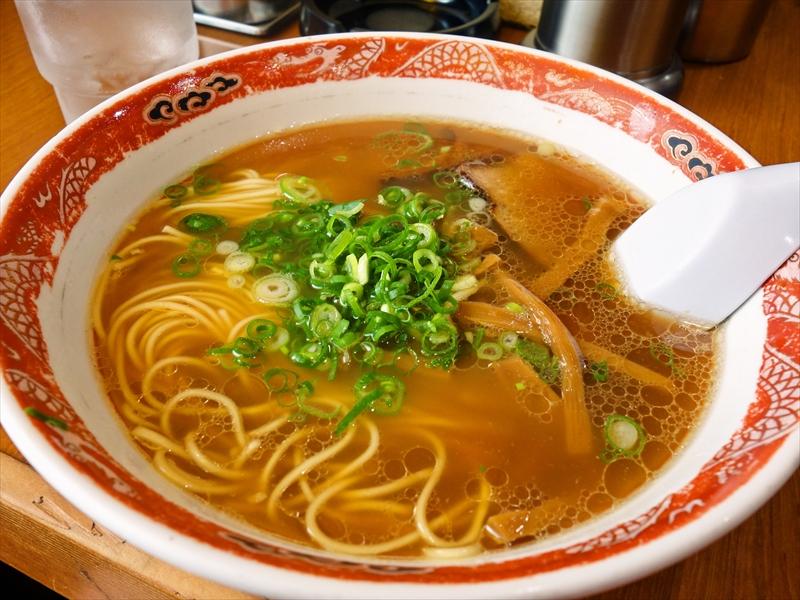 """『山冨二』でラーメン、もとい""""中華そば""""を食べてみたりして!@岡山"""