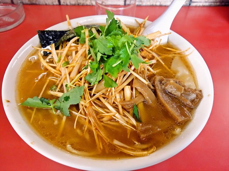 『いしとみ』ねぎ味噌ワンタン麺とか試す勇気を100年先まで讃えたい@小田原系ラーメン