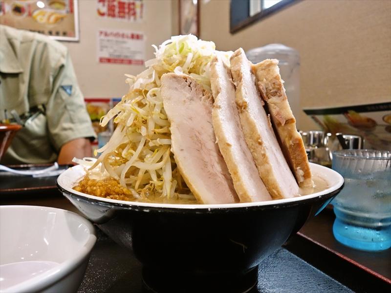 『優勝軒』富士チャーシューのビジュアルが見たかったので食べてみた@宮城県亘理町