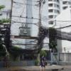 【タイ】バンコクの電線がヤバ過ぎて夜も眠れない【クソPING確定!】