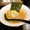 """『麺屋奨-TASUKU』で""""太麺らーめん""""的なラーメンを食べて来ました@町田"""