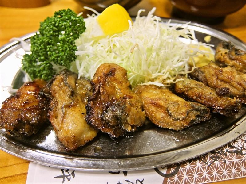 【牡蠣】『とんかつ万平』のカキバター定食って美味しいけれども、どうでしょう?@秋葉原【豚カツ】
