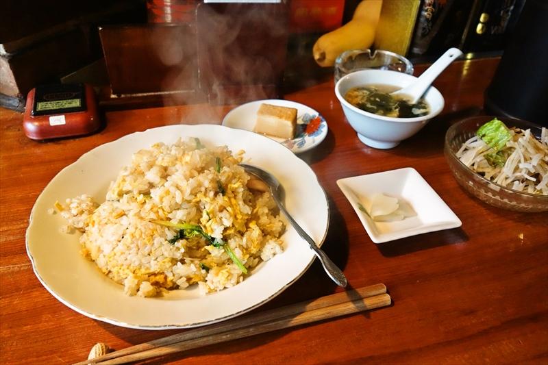 """『無名軒』で""""海老のチャーハン""""的な炒飯をランチで食べて来たょ@町田"""