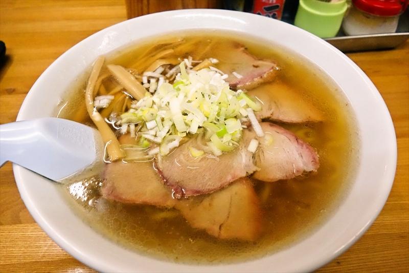 【窯焼きチャーシュー】『ラーメン網走大将』のチャーシュー麺的な何かを食す@天童市