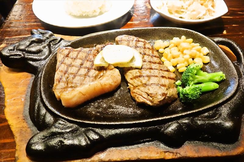 【沖縄】『ごりらパンチ』でステーキを食べてみたりして!【那覇】