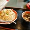 【中華】『三福食堂』でチャーハン大盛りを食べてみた@相模原【焼肉】