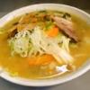 『七面』の麺が変わったらしいので御報告がてら味噌ラーメン食べる@やや東京都町田市