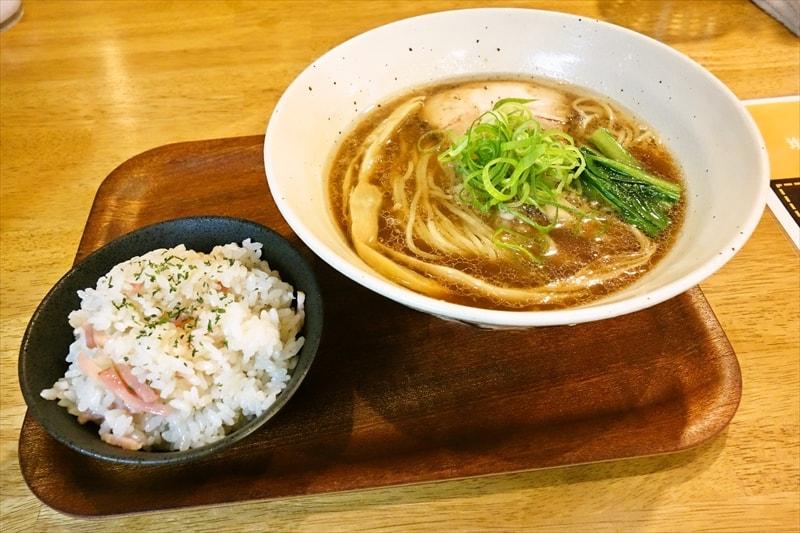 【たまぞう】八王子『tamazou』の牛骨スープなラーメンがキテるんじゃなかろうか?