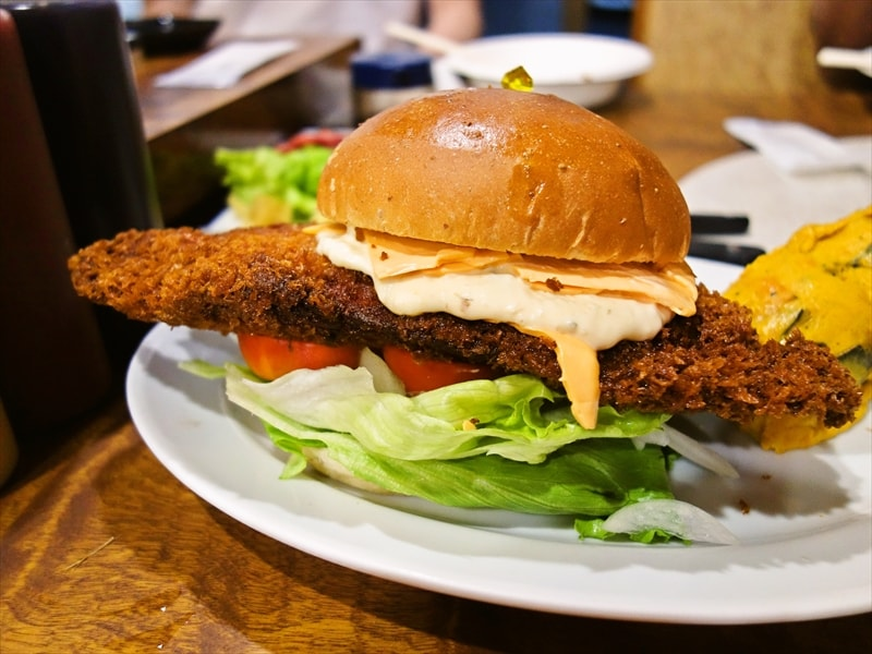 小田急相模原『焼肉はせ川』ハンバーガーとソースかつ丼が5月の推しか?