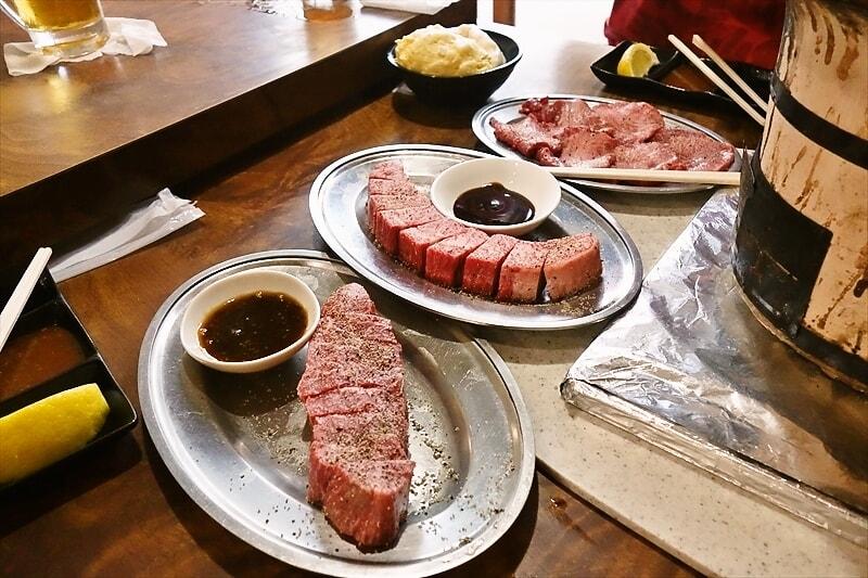 『焼肉はせ川』キャビアとトリュフと松茸を食べて来たので自慢したい俺がいる@相模原