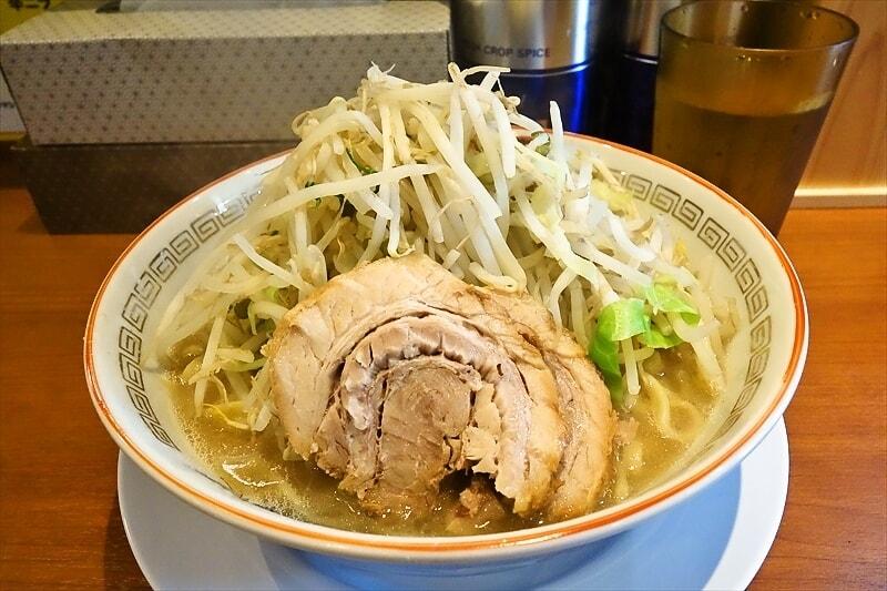 『ラーメン豚山』G系における豚(チャーシュー)の意味@町田市