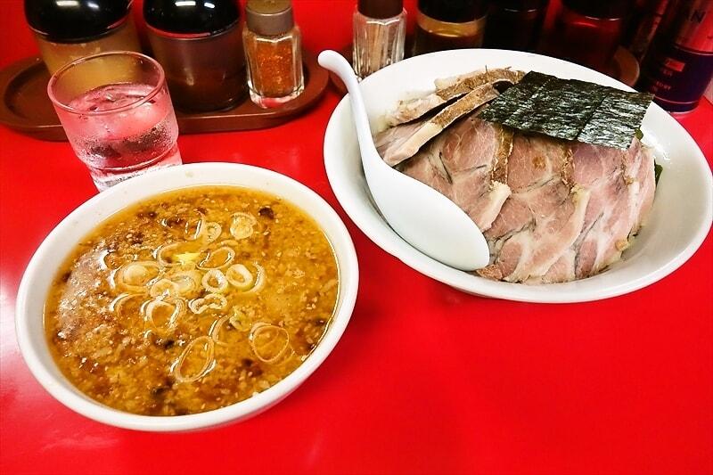 """暑い夜には『けーちゃんラーメン』で""""つけ麺""""とかどうでしょう?@相模原"""