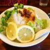 """【町田】暑い夏は""""かき氷涼麺""""とか如何でしょうか?@台湾創作料理『公』【かき氷】"""