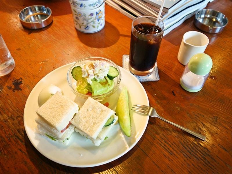 神田『ラフレッサ』最強のモーニングセットを食べて参りました