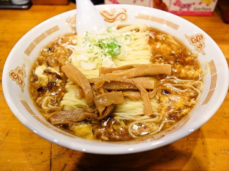 相模原『中華龍太郎』龍麺が美味しいらしいので相武台まで行ってみた