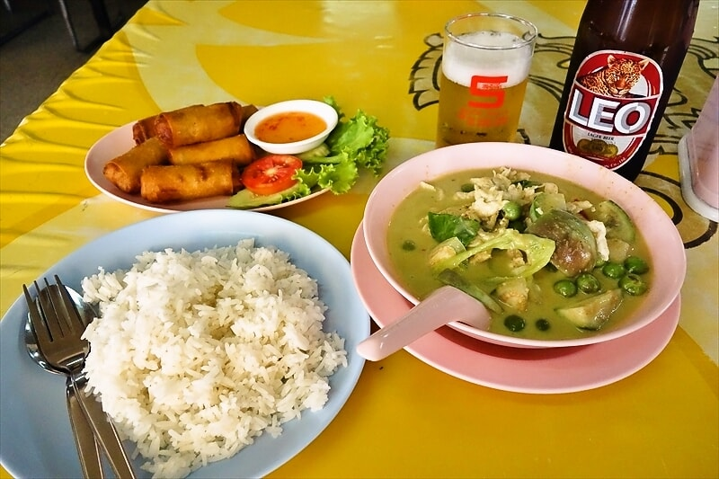 初めてバンコクに行ったなら『スダーレストラン』がオススメな100の理由@タイ